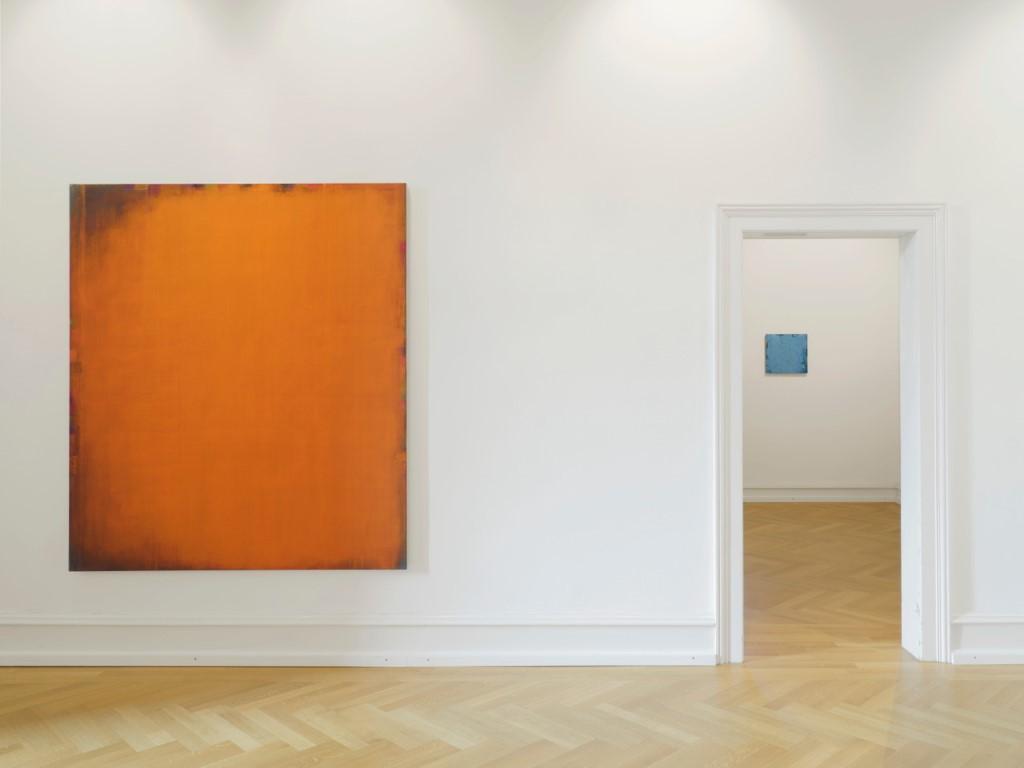 Orange was the colour..., 2018